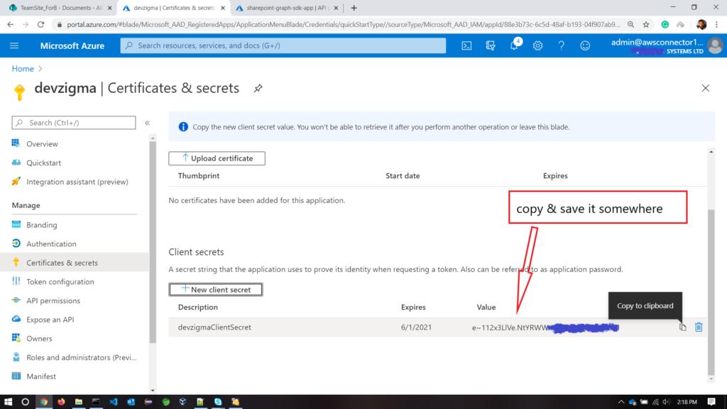 copy-client-secret
