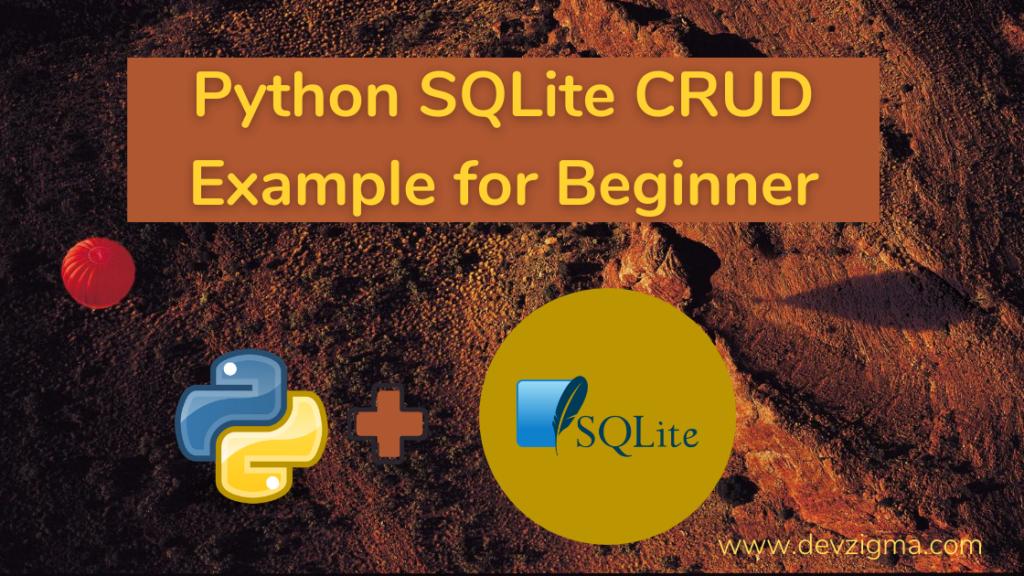 python-sqlite-crud-example-for-beginner